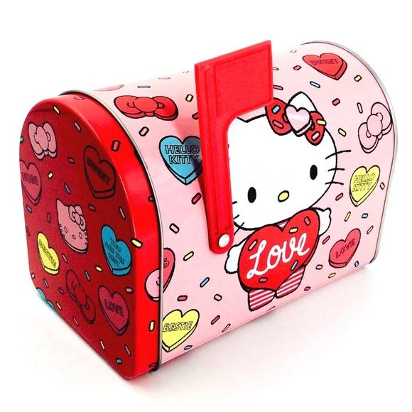 Sanrio Other - Sanrio Hello Kitty Valentine's Day Mail Box